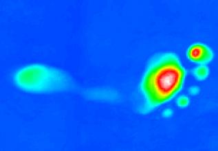 foot sensor foot